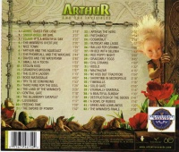 Arthur and the Invisibles (back cover)