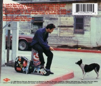 Steve Poltz - One Left Shoe (Back Cover)